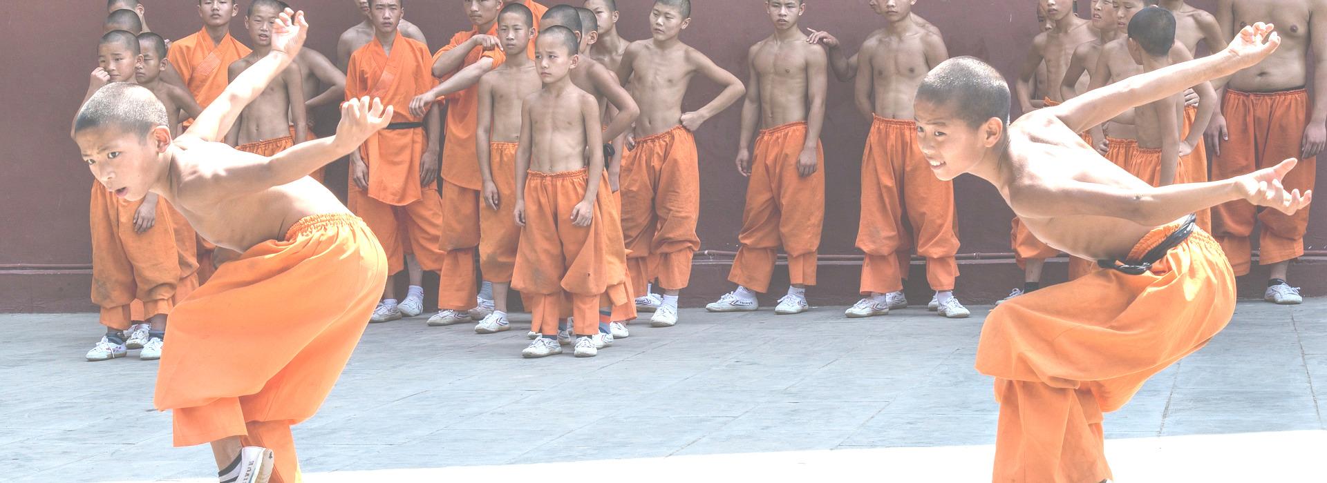 Lo sport nella cultura orientale e occidentale.