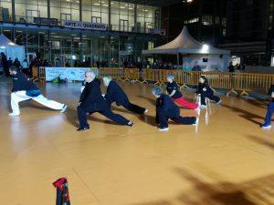 Daoyin e Taijiquan alla Fiera di Scandicci 2019